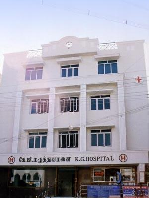 coimbatore hospitals contact telephone numbers kg hospital
