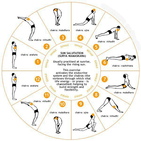 yoga suryanamaskar advantages
