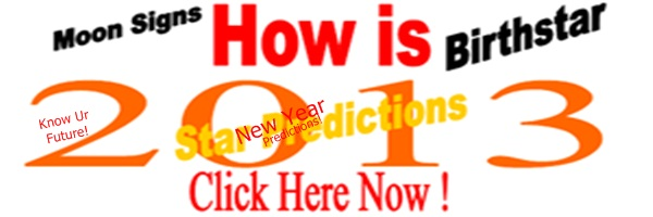 2013 new year predictions new year forecast moon sign astrology