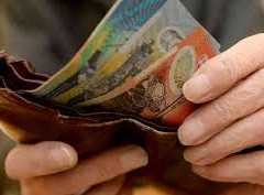 BUDGET-PENSIONERS ARE BETTER PLACED