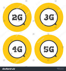 HOW THE SPEED DIFFER IN 2G, 3G AND 4G
