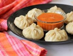 VEGETABLE MOMOS- RECIPE