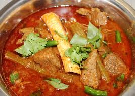 PUNJAB MUTTON CURRY
