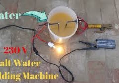 S THERE ANY MACHINE WORKING IN SALT WATER? IF SO, HOW DOES IT WORK?