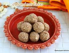 OATS LADDU- RECIPE