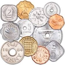 SHAPE OF THE COINS